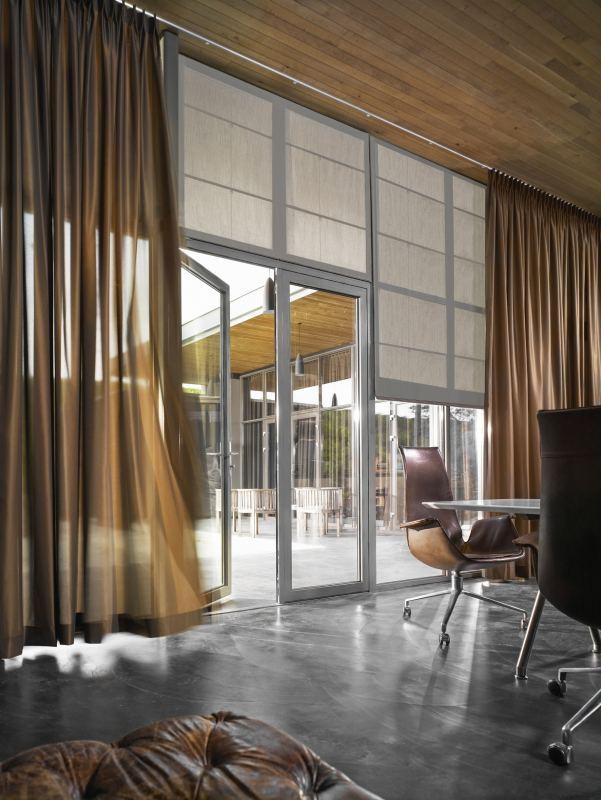 Isolerende Raamdecoratie Ideaal Voor Zomer En Winter