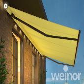 Weinor Livona zonnescherm - open systeem