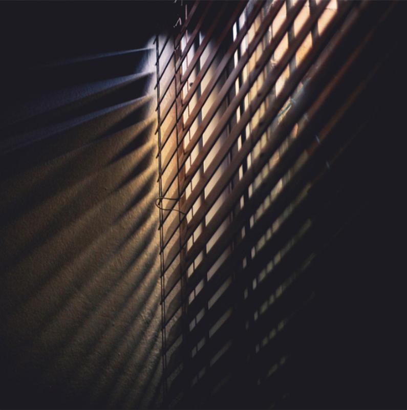Raamdecoratie zonder inkijk
