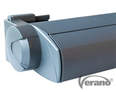 Verano Santos zonnescherm - gesloten cassette - maatwerk