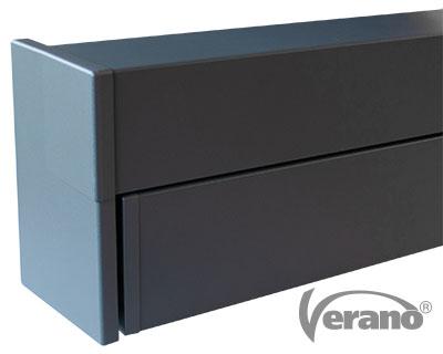 Verano Santander zonnescherm - gesloten cassette - maatwerk