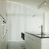 Lamelgordijn 89mm PVC Actie kleuren